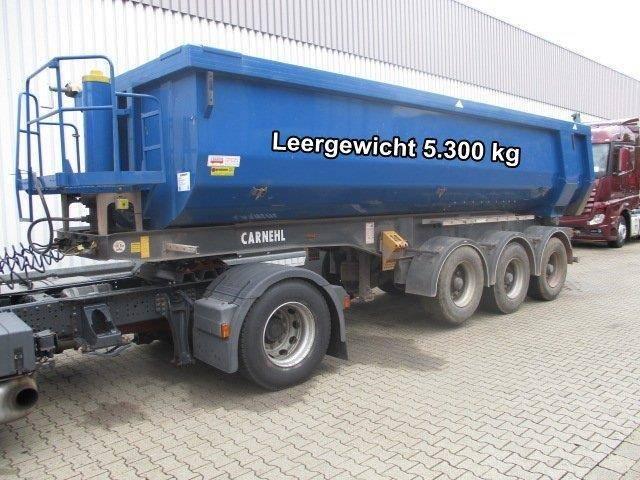 Carnehl CHKS 34/AHS CHKS 34/AHS Alumulde ca. 25m³ Leer5.300kg - 2013