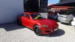 mazda Rx8 for sale