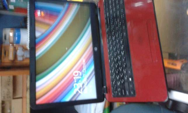 Hp 15 core i3 4gb 500gb 4th generation red coloured Nairobi CBD - image 3