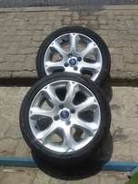 MAGS and Tyres GWM FLORID, 185/65 15RIM tyre R14