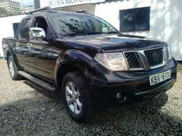 Nissan navara double cabin manual 2005 clean diesel,