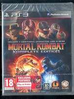 Ps3 Game Mortal Kombat 9