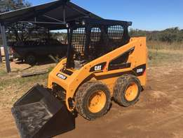 caterpillar skidsteer for sale