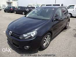 Vw Golf mk6 TSI,new import,2010,reg KCN,black beauty