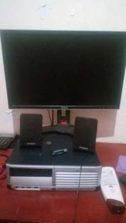 computer desktop with 24inch screen Pumwani - image 3