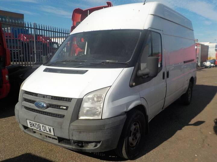 Ford TRANSIT T350 2.4TDCI 100PS - 2008