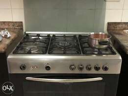 For Sale cooking Burner Silver Chrome