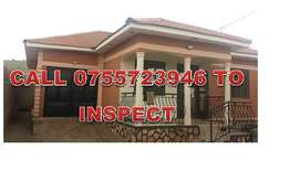 Worldwide 3 bedroom 2 baths stand alone house in Seeta at 500k