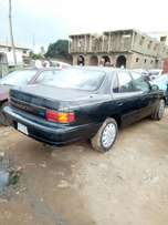 A neatly used Toyota camry (Orobo)