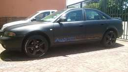 Audi 1.8T to swop for double cab bakkie