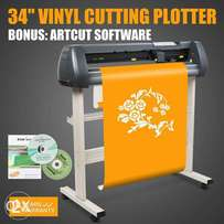 "34"" Vinyl Cutter Sign Plotter Cutting WITH STAND AND ARTCUT SOFTWARE"