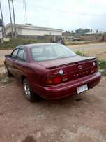 A newly baked Toyota Camry Orobo