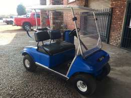 club car petrol
