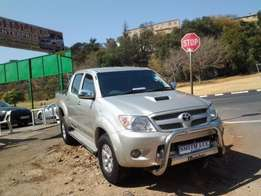 2006 toyota hilux 3.0 4x4 double cab for sale