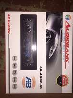 Selling my Audiobank Unlimited Force Car Radio.