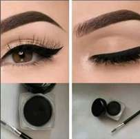 gel eyeliner with brush