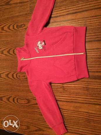 Girls jacket size 5 years