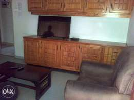 Fully furnished flat for sale.