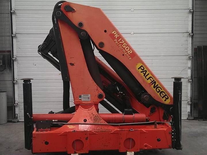 Palfinger Pk 17502 - 2005