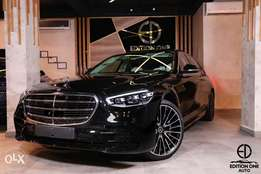 Mercedes Benz S500 4MATIC 2021