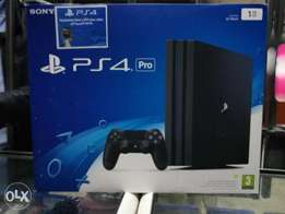 Brand new ps4 pro 1tb edition