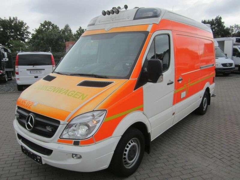 e8d3dc8845 Mercedes-Benz Sprinter 316 Cdi Rtw  2xklima 2xstandheiz.top - 2011 ...