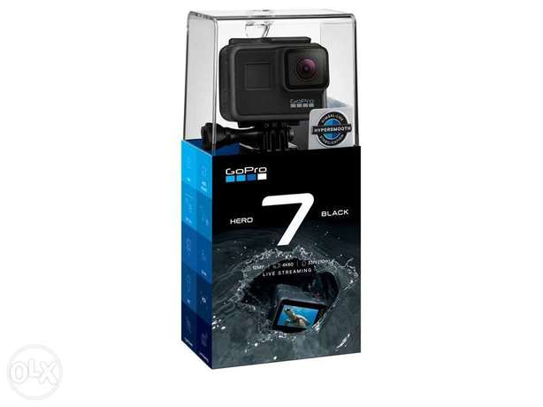 gopro hero 7 black - On discount as part of The Festive Week