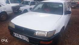 Selling Toyota DX