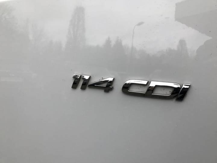 Mercedes-Benz VITO KASTEN 114 CDI LANG KLIMA, AHK, CHROM - 2017 - image 16