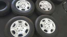Mag & tyres