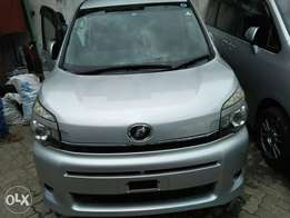 Toyota voxy valvematic silver colour seven seater 2000cc fully loaded.