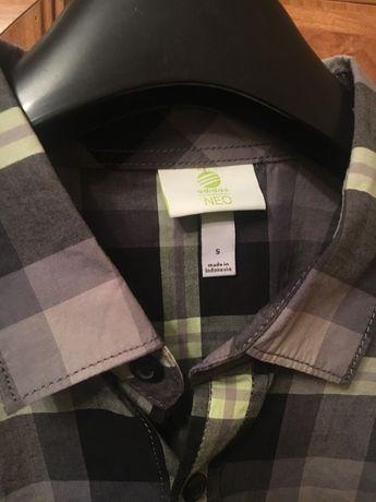 Adidas neo koszula męska rozmiar S Płowce II • OLX.pl