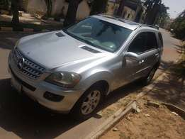Nigeria Used Mercedes-Benz ML 350 (2007)