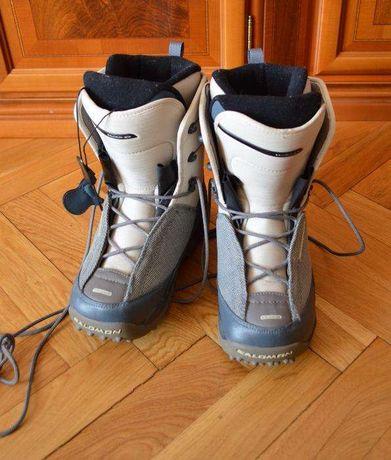 Buty snowboardowe damskie SALOMON Vigil + rozm. 3940