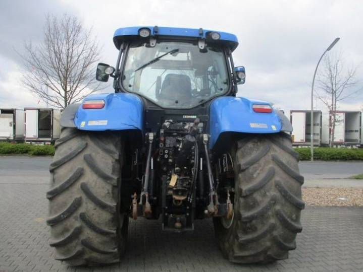 New Holland t7.270 ac - 2012 - image 4