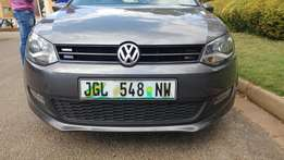2012 Volkswagen Polo 1.4 Comfortline for sale
