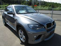 BMW X6 Year 2009 Reg. KCK