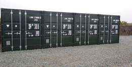 Storage Containers Unit All Unit Are Water Tight