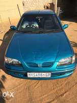Nissan Sentra for R37000 with 1.6i engine