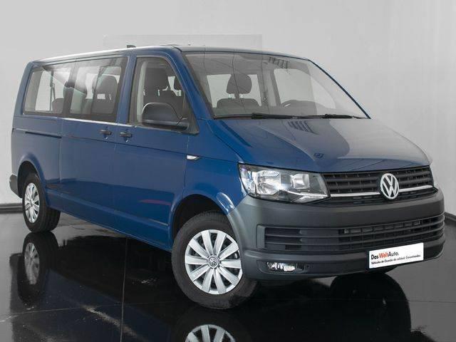 Volkswagen Caravelle Comercial 2.0tdi Bmt Trendline Largo 110 - 2016