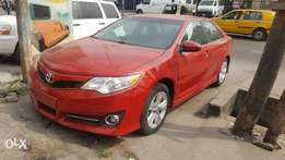 Foreign Used Toyota Camry 2012