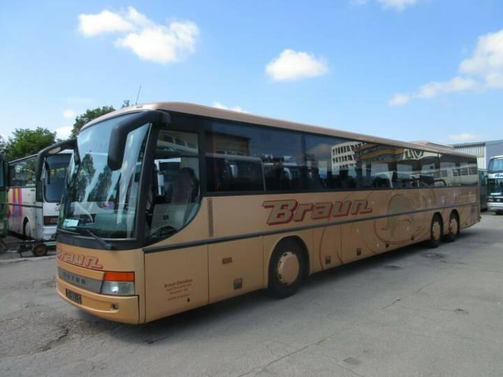 Setra S 319 UL / deutsches Fahrzeug - 2005