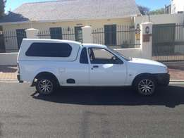 2011 FORD BANTAM 1.3 nice small bakkie for work