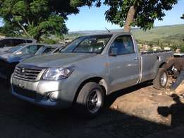2011 Hilux D4D - breaking for parts only !!!
