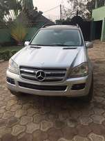 Foreign Used Mercedes Benz GL450 (2007)