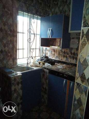 Lovely New 2bedroom flat at Afolabi Along lasu isheri rd 300k with 3t Igando/Ikotun - image 3