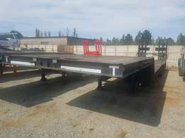 2010 Martin 40Ton Stepdeck With Ramps
