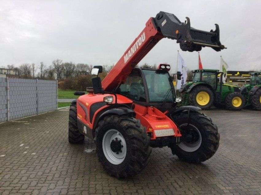 Manitou Mlt 735 Classic - 2016