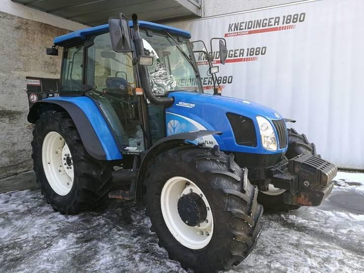 New Holland Tl 90 A - 2004 - image 5