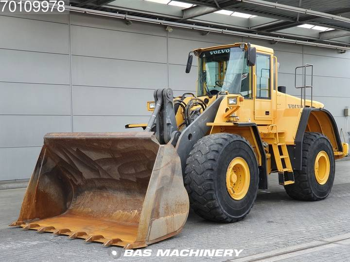 Volvo L150E German dealer machine - 2007